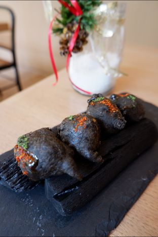 Foto 3 - Makanan di Oku Japanese Restaurant - Hotel Indonesia Kempinski oleh Janice Agatha