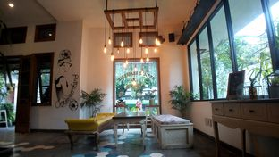 Foto 3 - Interior di Summerbird Cafe - Summerbird Bed and Brasserie oleh Adi Rahman