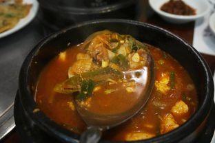 Foto 3 - Makanan(Sundubu Jjigae) di Myeong Ga Myeon Ok oleh Elvira Sutanto
