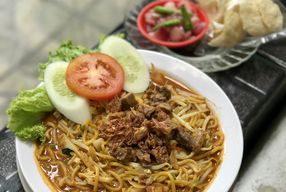 Foto Mie Aceh Bungong Cempaka