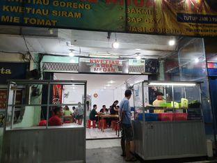 Foto 1 - Eksterior di Kwetiau Ahua Medan oleh Ken @bigtummy_culinary