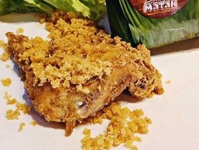 Foto Ayam Kremes Kraton