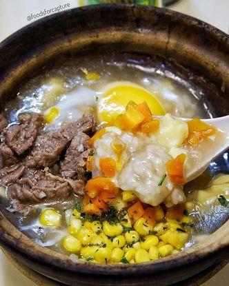 Foto Makanan di Claypot Popo