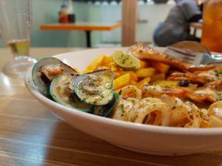 Foto 1 - Makanan di Fish Streat oleh Si Ogie