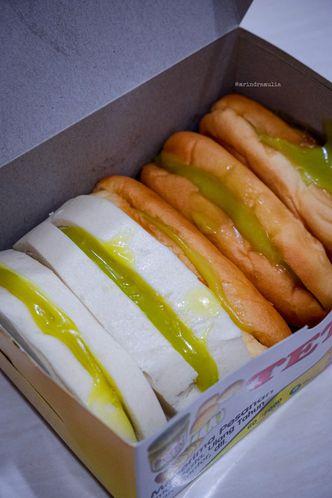Foto Makanan di Roti Srikaya Tet Fai