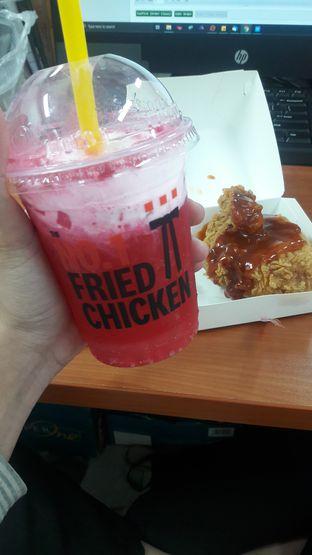 Foto review KFC oleh Dzuhrisyah Achadiah Yuniestiaty 1