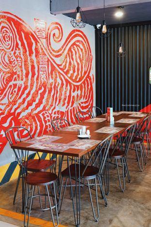 Foto 26 - Interior di Jjang Korean Noodle & Grill oleh Indra Mulia