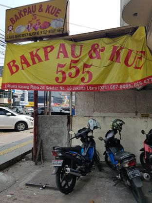 Foto 4 - Eksterior di Bakpau & Kue 555 oleh Yuli || IG: @franzeskayuli