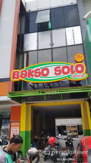 Foto 2 - Eksterior di Bakso Solo Samrat oleh UrsAndNic