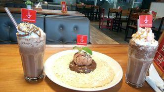 Foto Makanan di De Mandailing Cafe N Eatery