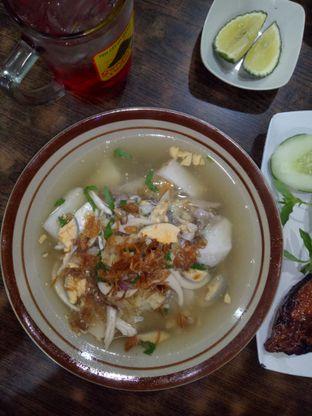 Foto 2 - Makanan di Depot Soto Banjar Achmad Jais oleh Vhera Moksin