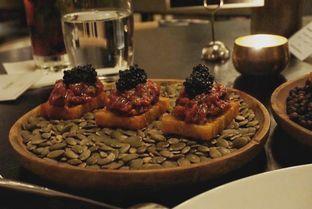 Foto 3 - Makanan(Crispy Potato Pave) di Gia Restaurant & Bar oleh Elvira Sutanto