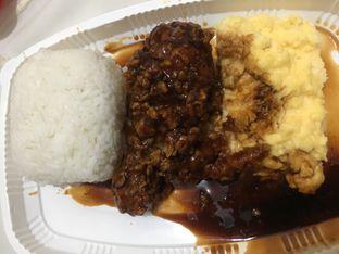 Foto 1 - Makanan di McDonald's oleh RI 347 | Rihana & Ismail