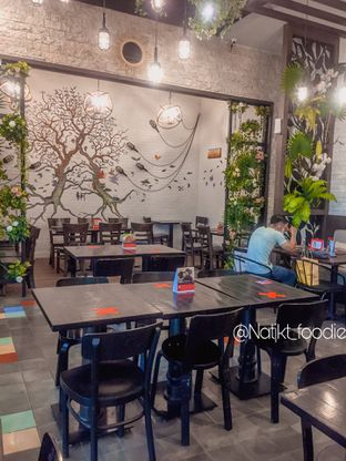 Foto review Babochkaa Bistro & Coffee Bar oleh natalia    (IG)natjkt_foodie 5