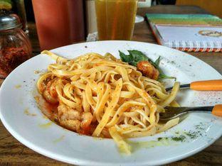 Foto 1 - Makanan di Warung Pasta oleh ibnu maroghi