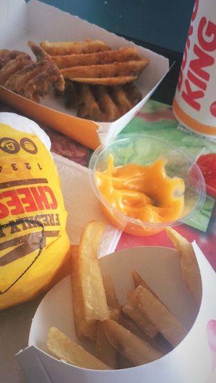 Foto - Makanan di Burger King oleh Abi Dzar AG | @abidzaralgh