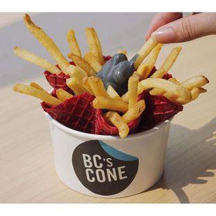 Foto 3 - Makanan(Ice Cream Fries) di BC's Cone oleh Erika Karmelia