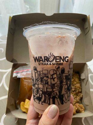 Foto 1 - Makanan di Waroeng Steak & Shake oleh Femmy Monica Haryanto