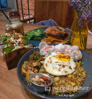 Foto 1 - Makanan(Tutu Riz) di Gatherinc Bistro & Bakery oleh Vicky @vickyaph