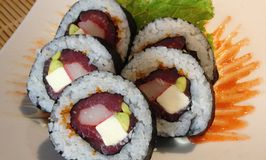 Poke Sushi