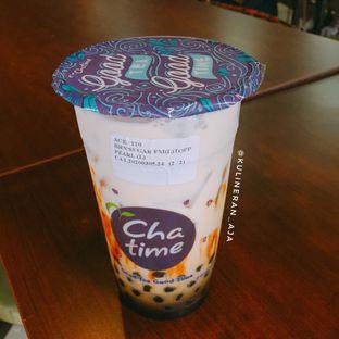 Foto review Chatime oleh @kulineran_aja  1