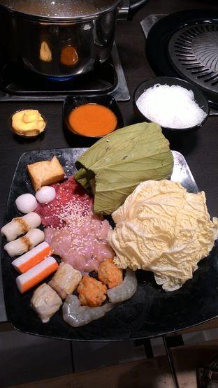 Foto 10 - Makanan di Hayaku Steamboat and Yakiniku oleh rodhiatul ardiani