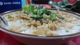 Foto - Makanan(Bubur Ayam Spesial) di Bubur Ayam Spesial Keluarga Pak Beng oleh Aveline Felicia