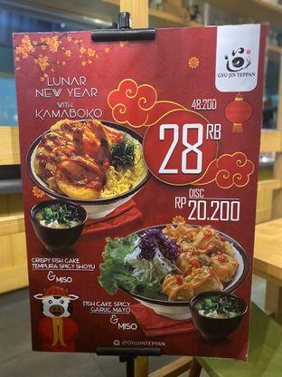 Foto 5 - Makanan di Gyu Jin Teppan oleh Levina JV (IG : @levina_eat & @levinajv)