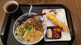 Foto 2 - Makanan di Marugame Udon oleh darma saputral