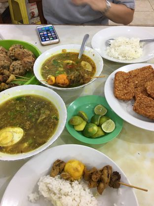 Foto 3 - Makanan di Soto Madura Bpk H. Ngatidjo oleh @Sibungbung