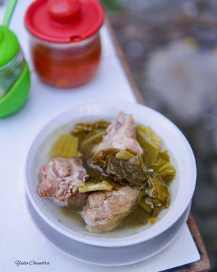 Foto review Lomie Kangkung Cucu Pinangsia oleh Yulio Chandra 3