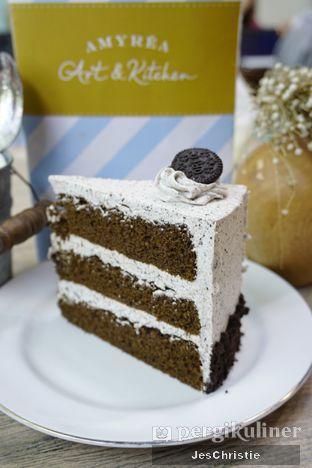 Foto 10 - Makanan(Oreo Cake) di Amyrea Art & Kitchen oleh JC Wen