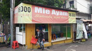 Foto review Mie Ayam Salemba 13 oleh Oemar ichsan 3