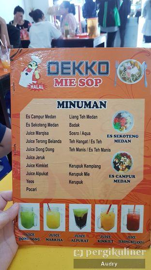 Foto 6 - Menu di Dekko Mie Sop oleh Audry Arifin @thehungrydentist