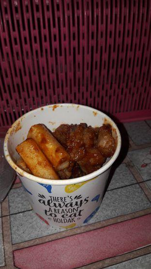 Foto 1 - Makanan di Holdak Crispy Chicken oleh Dzuhrisyah Achadiah Yuniestiaty