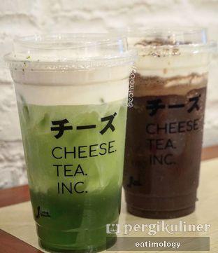 Foto 1 - Makanan di Cheese Tea Inc oleh EATIMOLOGY Rafika & Alfin