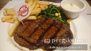 Foto 4 - Makanan di Holycow! STEAKHOUSE by Chef Afit oleh Jakartarandomeats