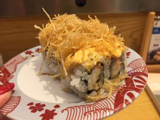 Foto 3 - Makanan di Sushi Tei oleh Yohanacandra (@kulinerkapandiet)