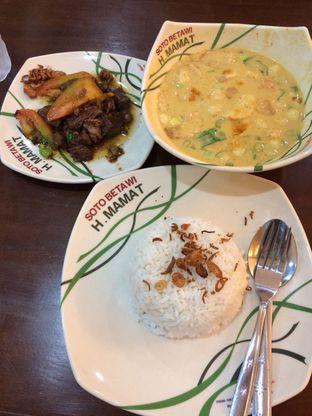 Foto - Makanan di Soto Betawi H. Mamat oleh Theodora