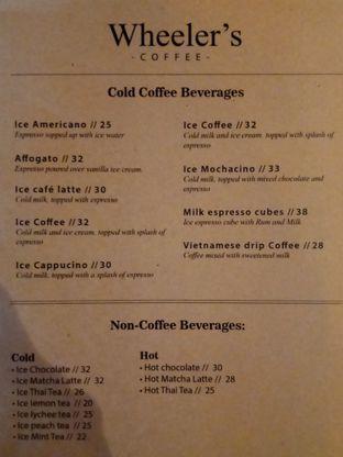 Foto 4 - Menu di Wheeler's Coffee oleh Chris Chan