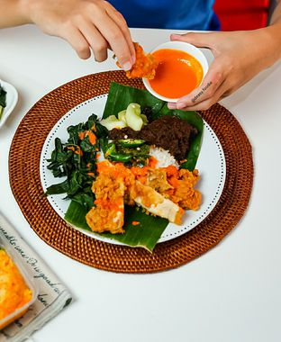 Foto review Sahaja Restoran Padang oleh deasy foodie 7