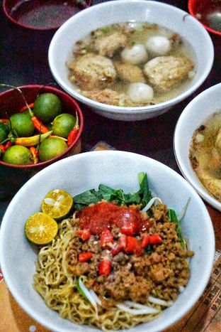 Foto 2 - Makanan di Bakmi Aliang Gg. 14 oleh Sandy Maswari