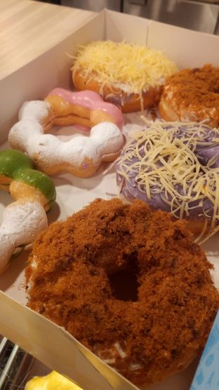 Foto review Mister Donut oleh Chris Chan 1