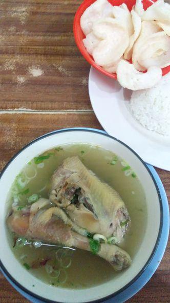 Foto Makanan di Sop Ayam Khas Klaten
