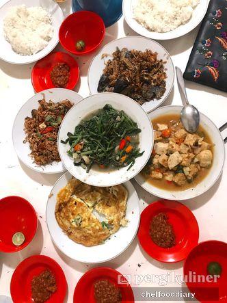 Foto Makanan di Waroeng Nasi Goreng & Lalapan Babeh