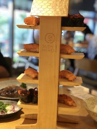Foto 1 - Makanan di Sushi Hiro oleh Andri Irawan
