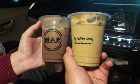MAP My Coffee Story