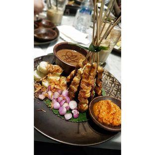 Foto 3 - Makanan(Sate Ayam) di Amertha Warung Coffee oleh Gembuli Tan