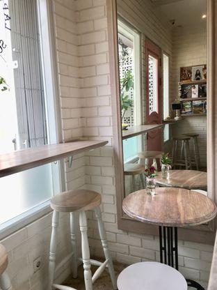 Foto review The Pink Door Tea Room oleh Prido ZH 7