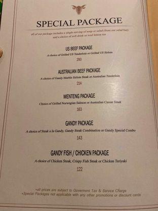 Foto 9 - Menu di Gandy Steak House oleh Levina JV (IG : @levina_eat & @levinajv)